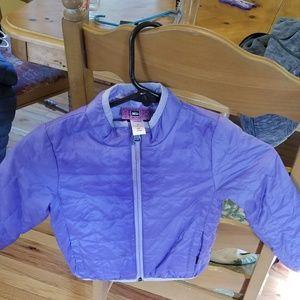 Kids lightweight puff jacket